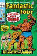 Fantastic Four 107