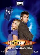 Doctor Who - The Complete Second Series DVD