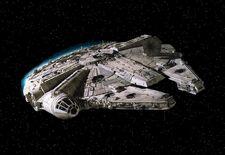 Millennium Falcon 001