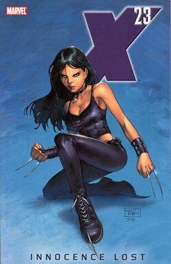 X-23 - Innocence Lost
