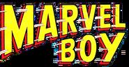 Marvel Boy logo