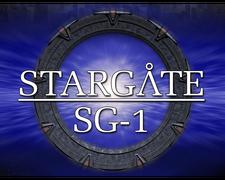 Stargate SG-1 title card