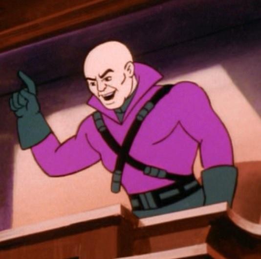 Image result for Super Friend Lex Luthor