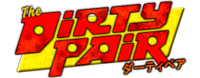 Dirty Pair logo