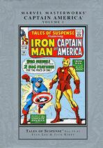 Marvel Masterworks - Captain America 1