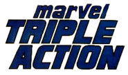 Marvel Triple Action logo