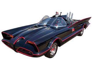 Batmobile - Batman 1966