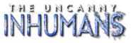 Uncanny Inhumans logo