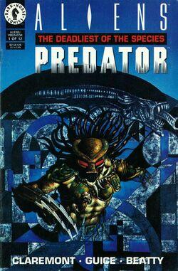 Aliens vs. Predator - The Deadliest of the Species 1