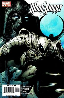 Moon Knight Vol 5 1
