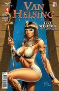 Van Helsing vs. the Mummy of Amun-Ra 1B