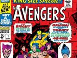 Avengers King-Size Special 1