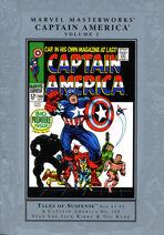Marvel Masterworks - Captain America 2