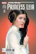 Star Wars - Princess Leia 1I