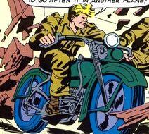 Captain America's motorycycle - Avengers 4