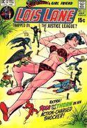 Superman's Girlfriend, Lois Lane 111