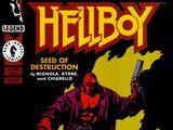 Hellboy: Seed of Destruction 1