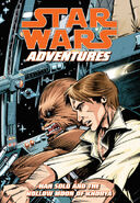 Star Wars Adventures, Volume 1 - Han Solo and the Hollow Moon of Khorya