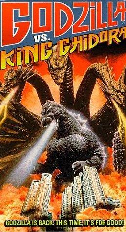 Image result for godzilla vs king ghidorah 1991