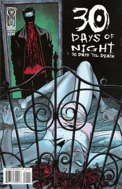 30 Days of Night - 30 Days 'Til Death 1A