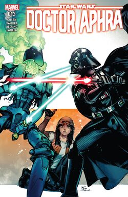 Star Wars - Doctor Aphra 13