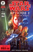 Star Wars Episode I - The Phantom Menace Vol 1 1