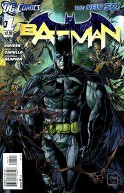 Batman Vol 2 1A