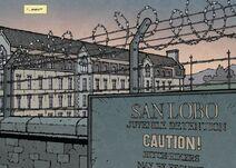 San Lobo Juvenile Detention