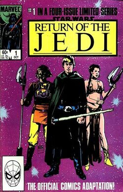 Star Wars - Return of the Jedi 1