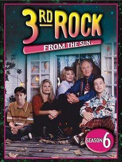 3rd Rock from the Sun Season 6