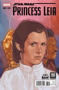 Star Wars - Princess Leia 3C