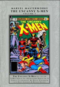 Marvel Masterworks - The Uncanny X-Men 7