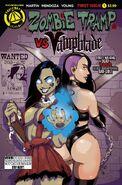 Zombie Tramp vs. Vampblade 1
