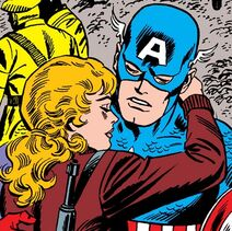 Cap and Peggy - TOS77