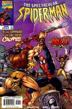 Spectacular Spider-Man 253