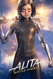 Alita - Battle Angel 001