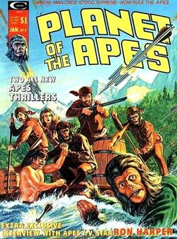 Planet of the Apes 4