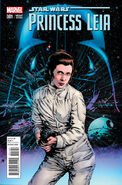 Star Wars - Princess Leia 1A