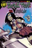Zombie Tramp vs. Vampblade 1C