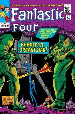 Fantastic Four 37