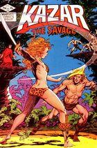 Ka-Zar the Savage 15