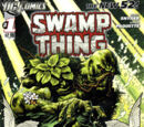 Swamp Thing Vol 5