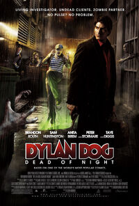 Dylan Dog - Dead of Night (2010)