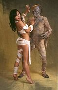 The Mummy's Kiss - 2nd Dynasty 003