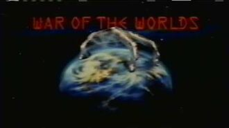 WAR OF THE WORLDS TV Series (1988-90) Advert for Ep 12 CHOIRS OF ANGELS