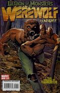 Legion of Monsters - Werewolf by Night Vol 1 1