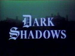Dark Shadows 001