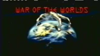 WAR OF THE WORLDS TV Series (1988-90) Advert for Ep 13 DUST TO DUST. TV Violence
