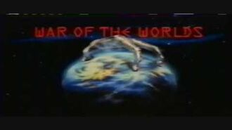 WAR OF THE WORLDS TV Series (1988-90) Advert for Ep 6 EYE FOR AN EYE