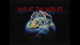 WAR OF THE WORLDS TV Series (1988-90) Adverts Ep 7 GOLIATH IS MY NAME. TV Violence